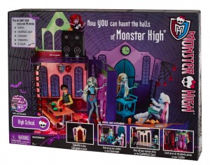 Monster High - Straszyceum (X3711)