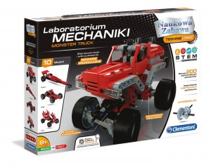 LABORATORIUM MECHANIKI MONSTER TRUCK CLEMENT 50062